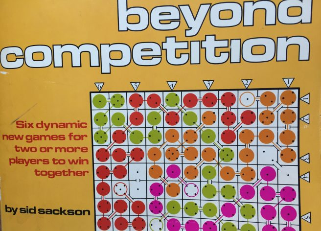 Beyond Competition Book