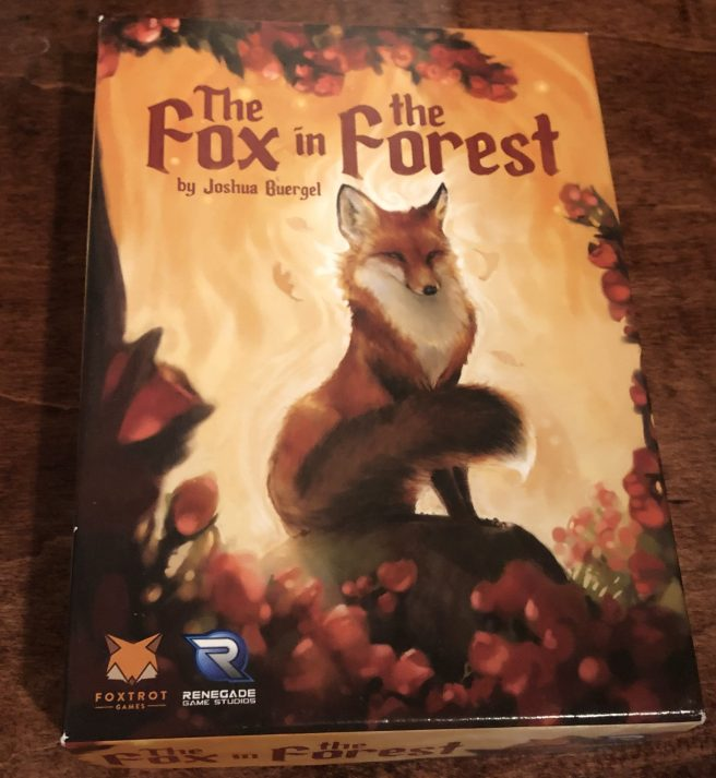 To the Table - Fox In The Forest