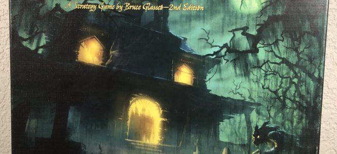 A Spooky Board Game