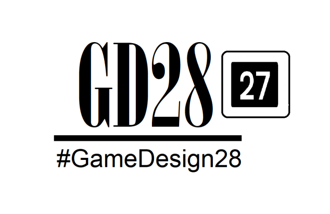 #GameDesign28 Day 27