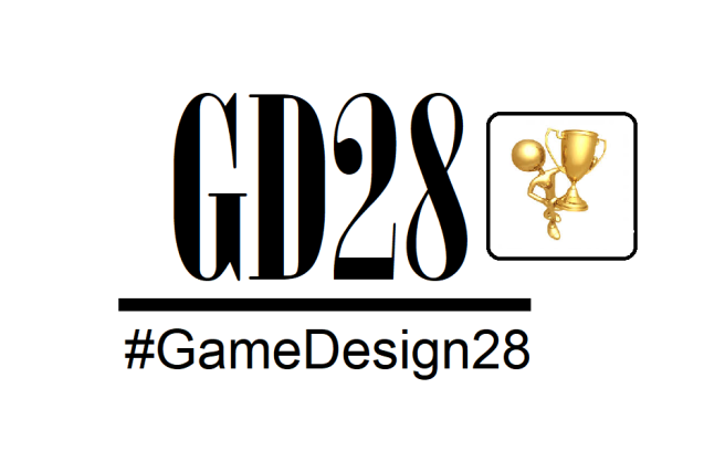 #GameDesign28 Day 28