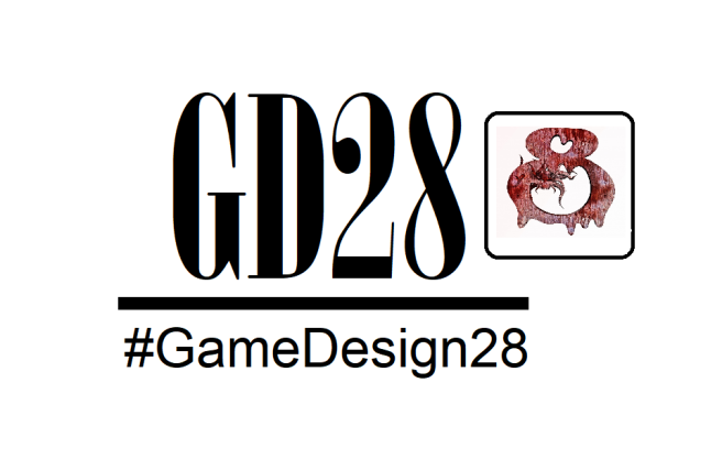 #GameDesign28 Day 8